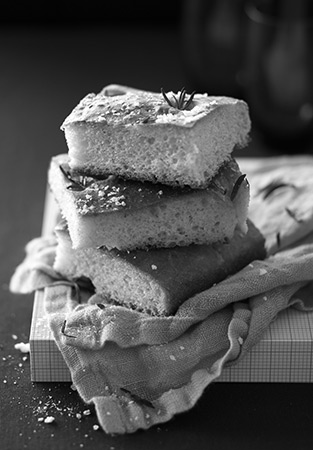Black And White Food Photographers